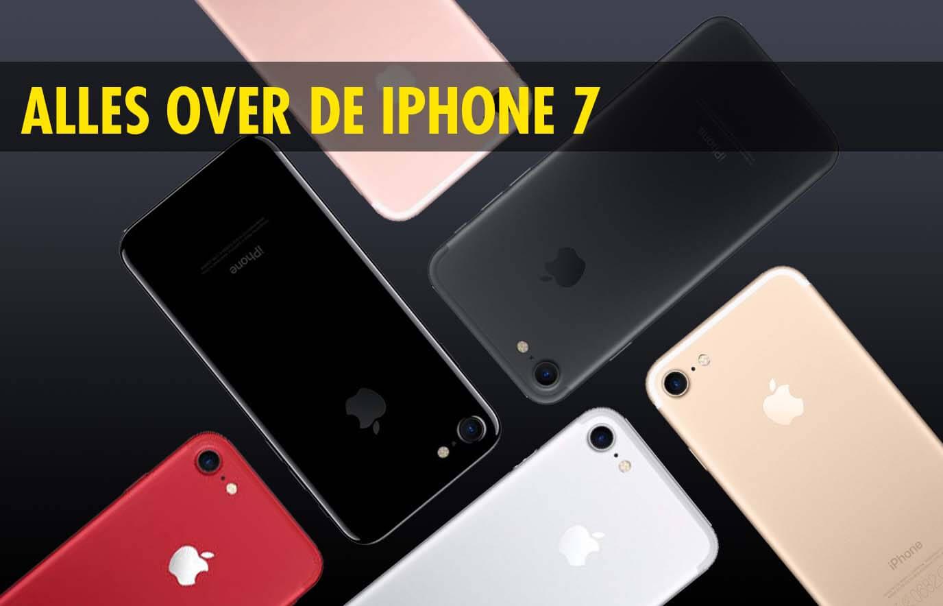 Refurbished iPhone 7 kopen? Hier vind je alles wat je vooraf wilt weten!