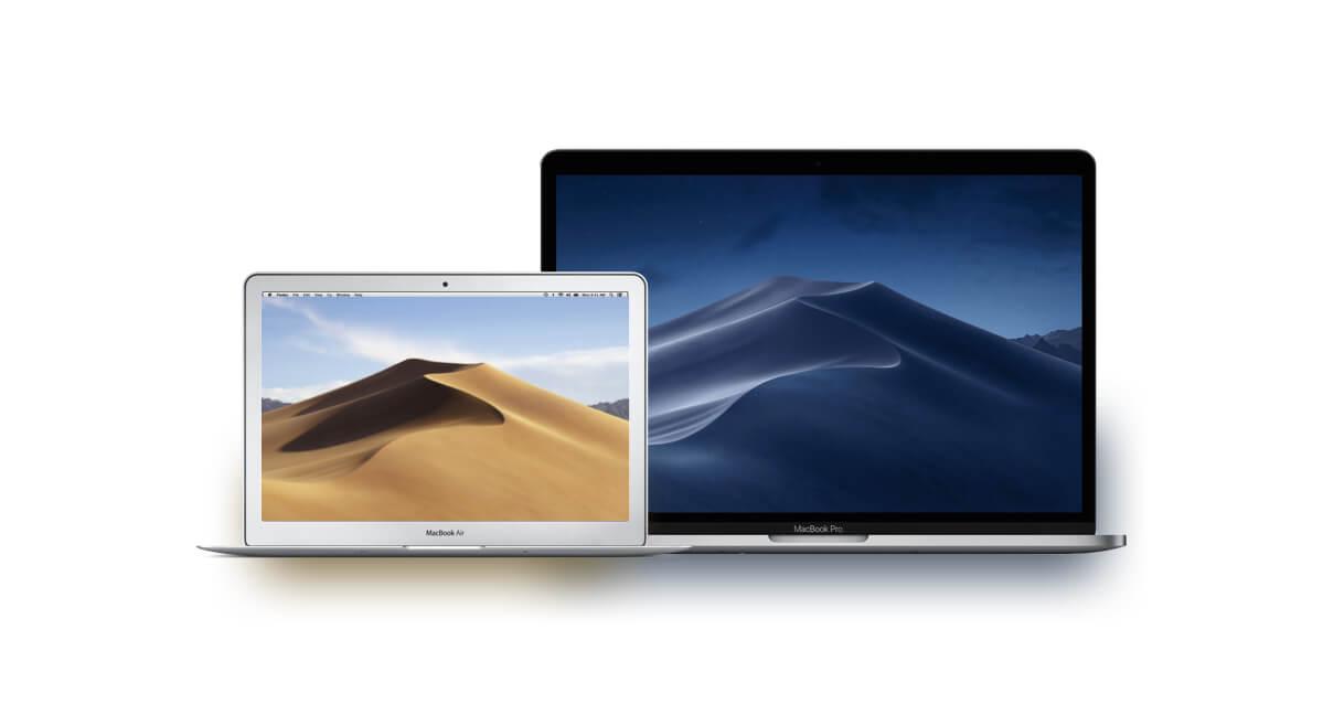Dé 5 verschillen tussen de MacBook Pro en MacBook Air