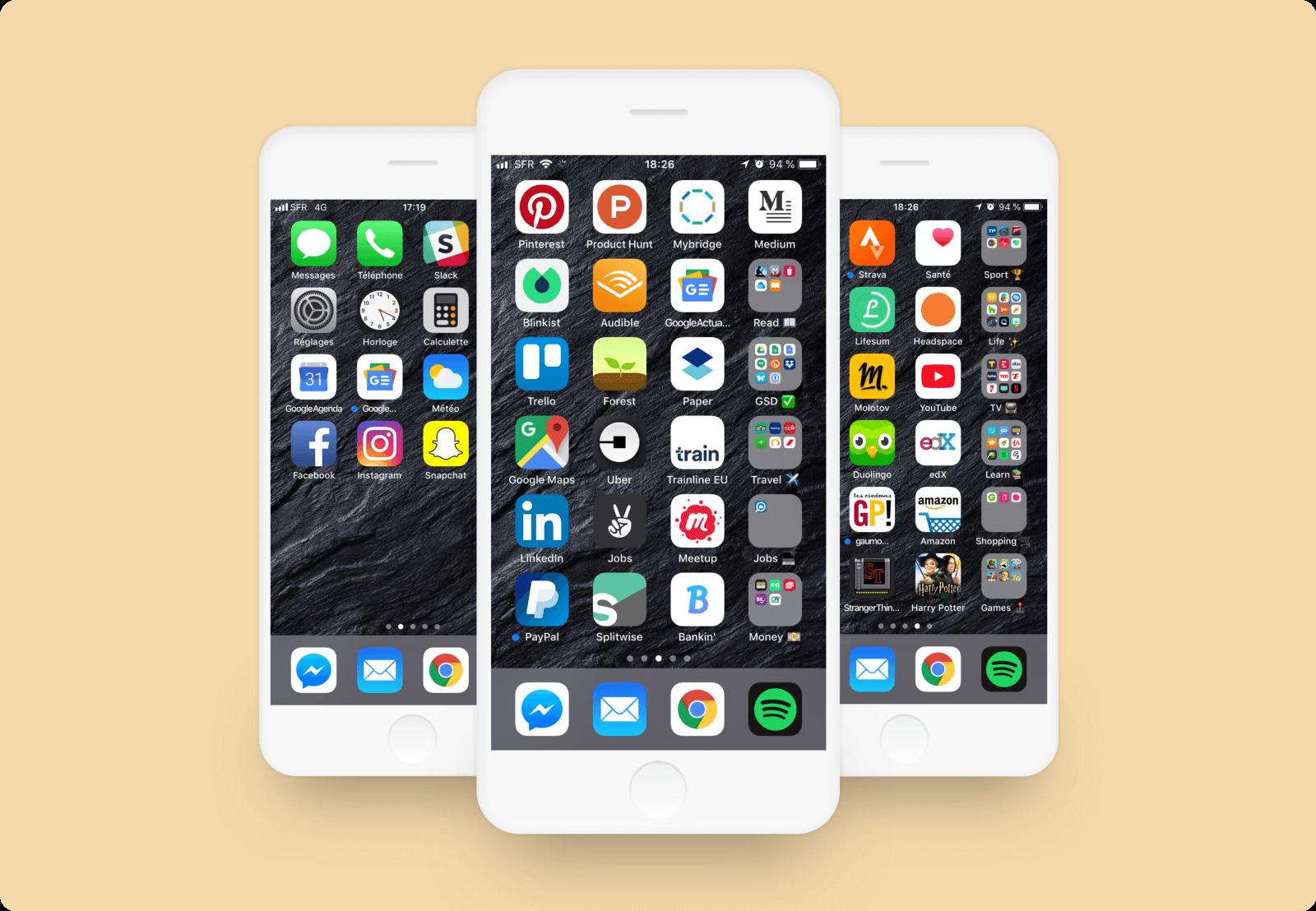 5 onmisbare apps voor jouw refurbished iPhone