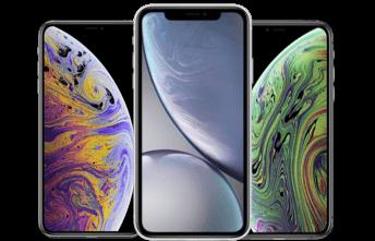 iPhone X, XR, XS: appels vergelijken met appels