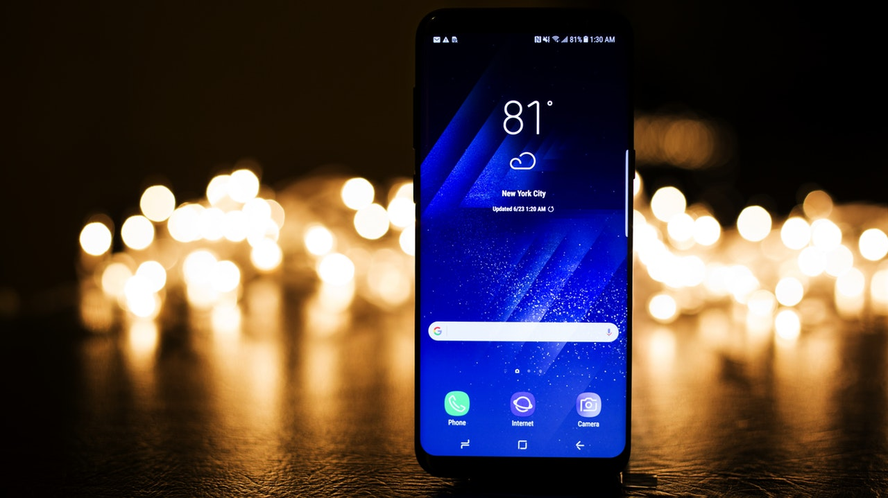 Samsung's nieuwste vlaggenschip: de Samsung Galaxy S9