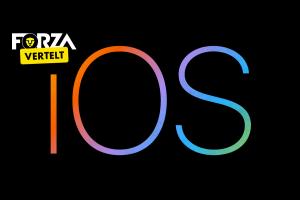 iOS ondersteuning Apple iPhone
