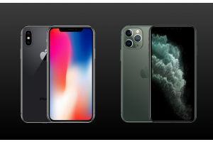 iphone 11 pro vs iphone x specs