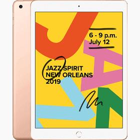 Refurbished iPad 2019 Gold 128GB 4G