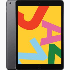 Refurbished iPad 2019 Space Grey 128GB Wifi