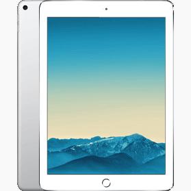 Refurbished iPad Air 2 Silver 16GB Wifi