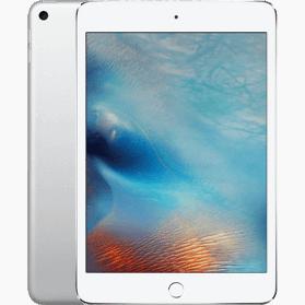 Refurbished iPad Mini 4 16GB Silver 4G