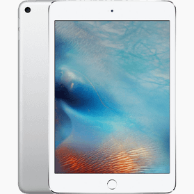 Refurbished iPad Mini 4 64GB Silver Wifi
