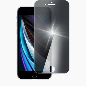 Privacy screenprotector iPhone SE 2020, iPhone 8 en iPhone 7
