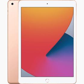 Refurbished iPad 2020 128GB Goud Wifi