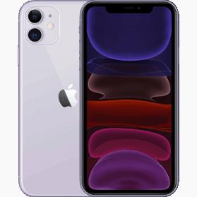 Refurbished iPhone 11 128GB Paars