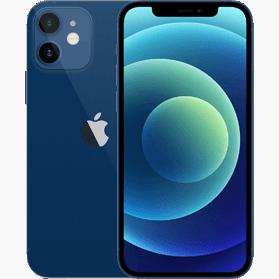 Refurbished iPhone 12 Mini 128GB Blauw