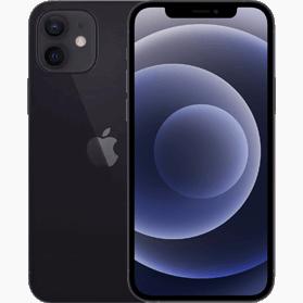 Refurbished iPhone 12 Mini 128GB Zwart