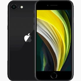Refurbished iPhone SE 2020 128GB Zwart