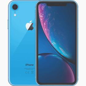 Refurbished iPhone XR 128GB Blauw
