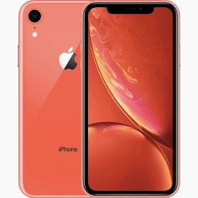 Refurbished iPhone XR 64GB Koraal