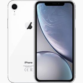 Refurbished iPhone XR 128GB Wit