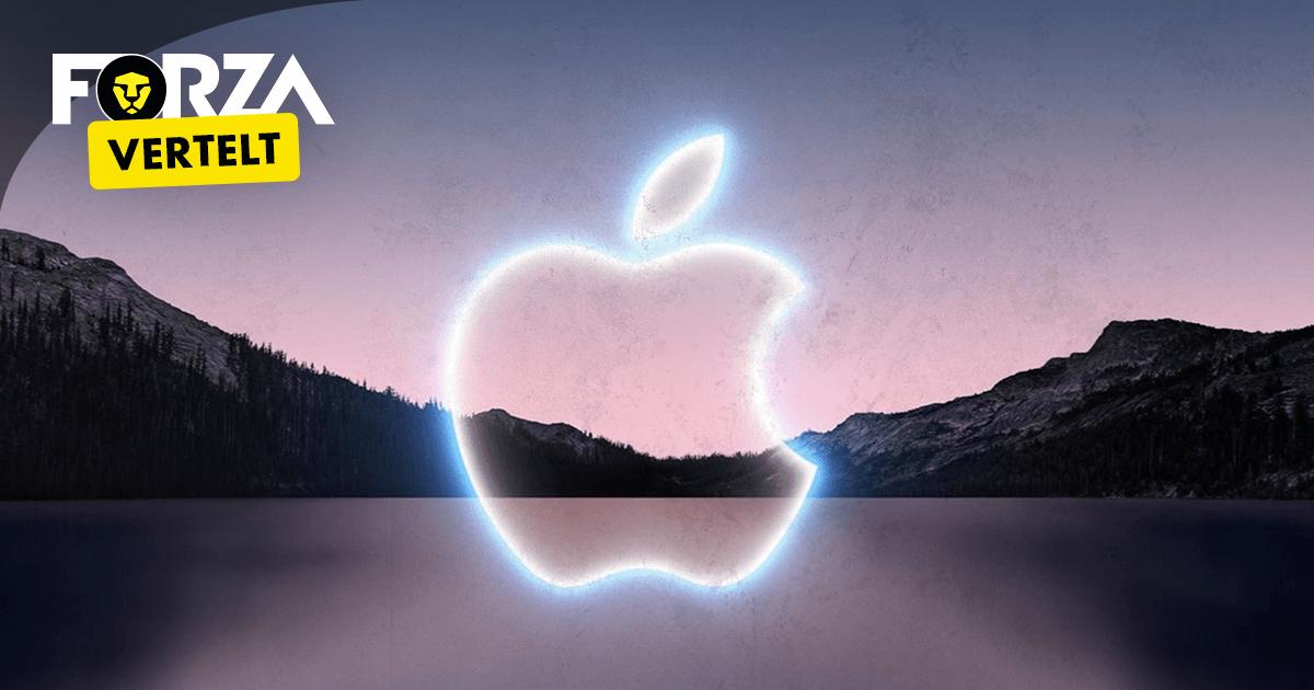 Apple nieuws, we praten je bij!