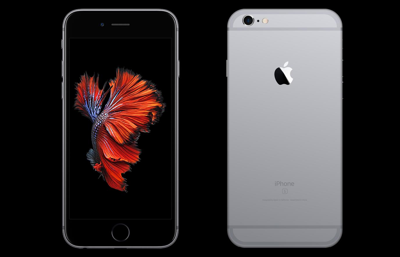 Heb je een iPhone 6S Plus gekocht?