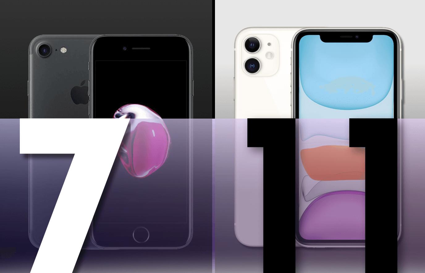 iPhone 7 of iPhone 11, wat is de beste keuze?