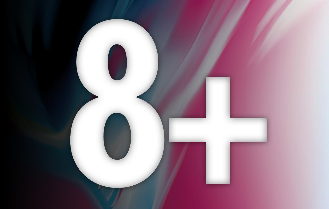 Redenen om de iPhone 8 Plus te kopen