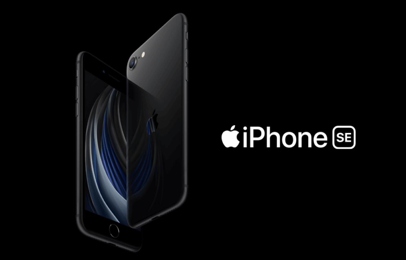 iPhone SE 2020 specs vergeleken