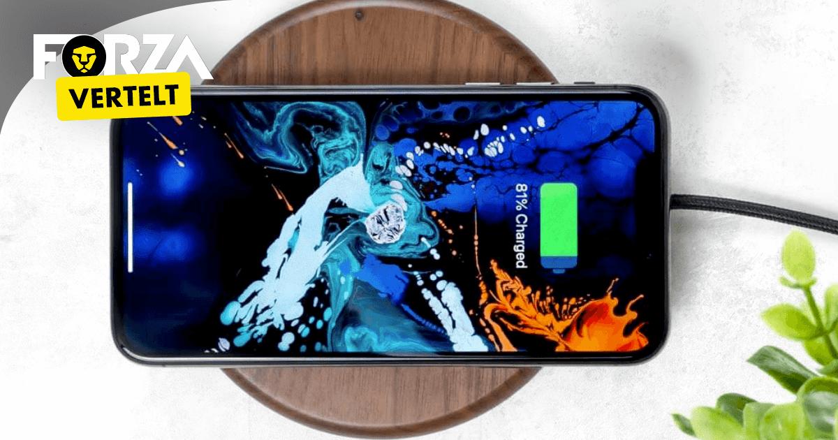 iPhone X batterij