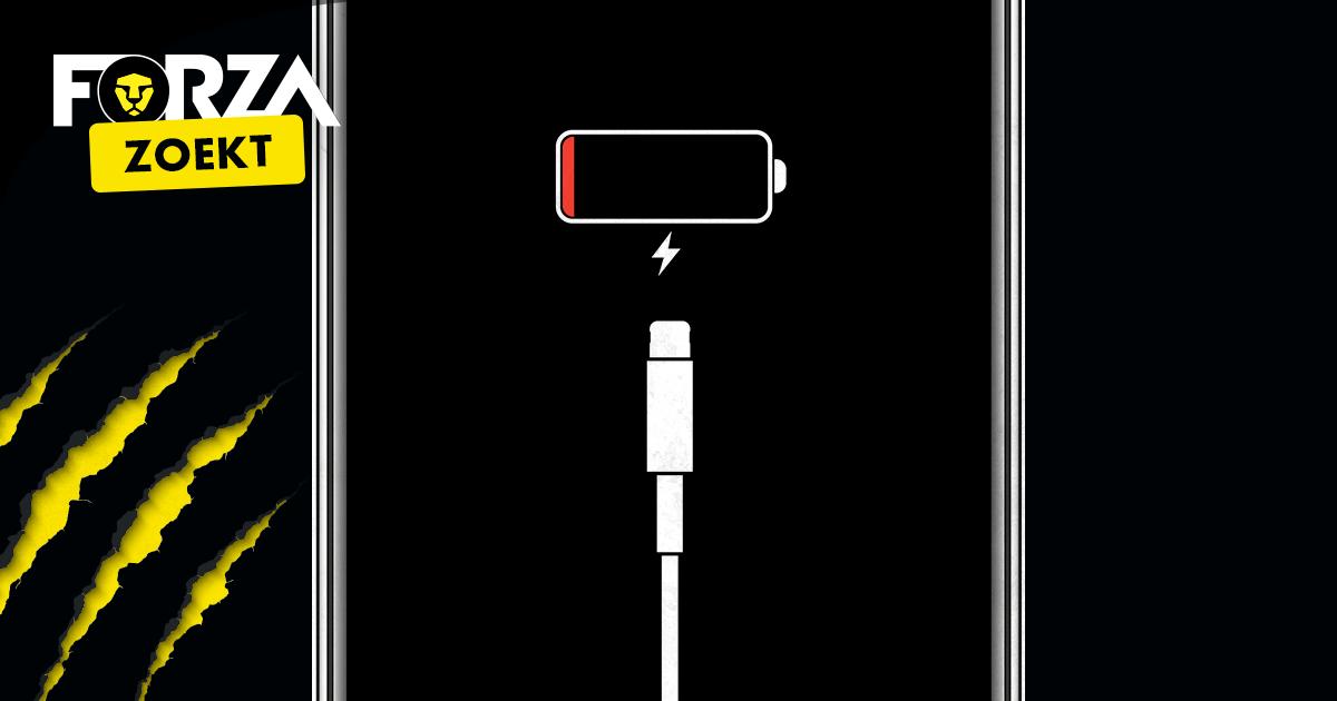 iPhone X laadt niet op