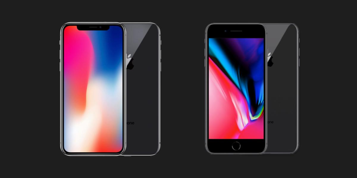 iPhone X vs iPhone 8: Welke iPhone is het beste?