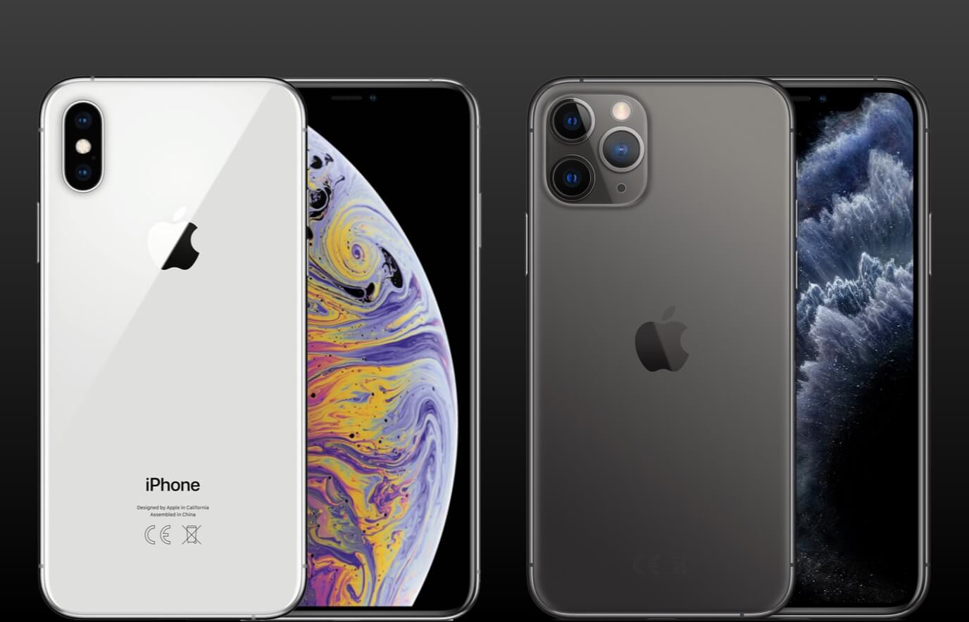 iPhone XS vs iPhone 11 Pro