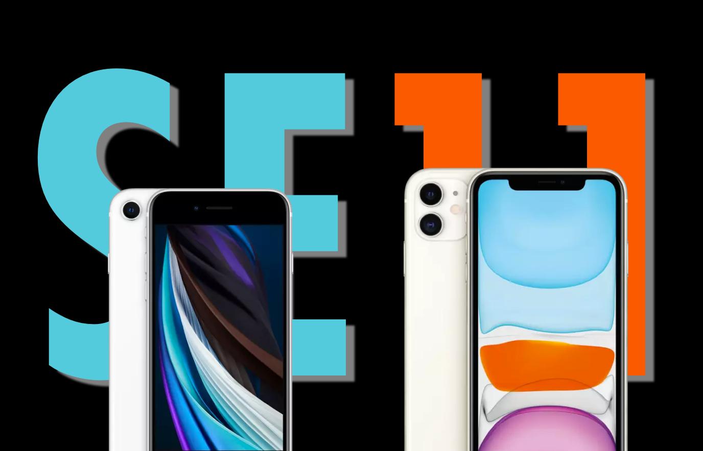iPhone SE 2020 vs. iPhone 11: deze specs zijn doorslaggevend