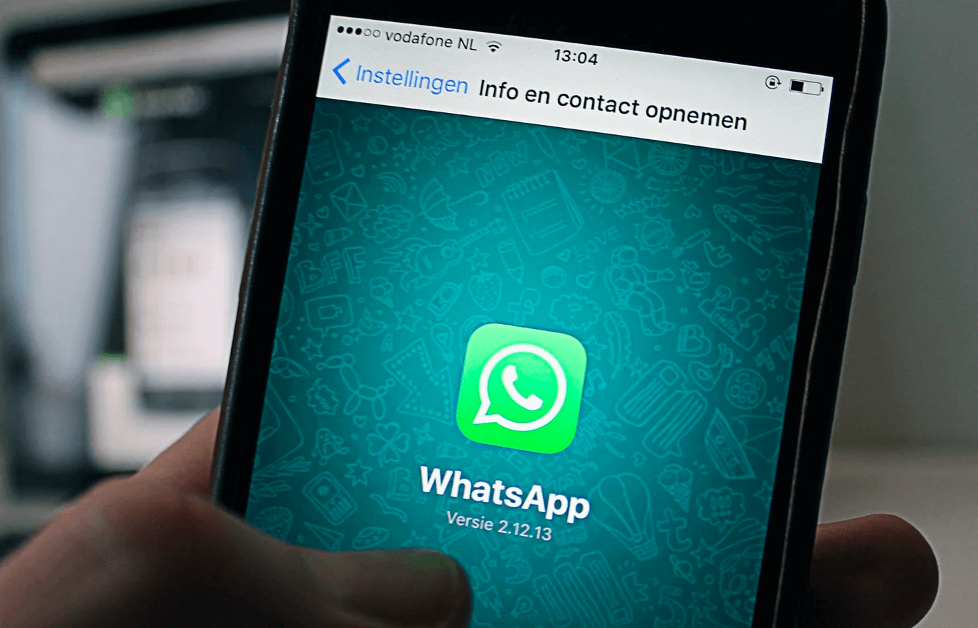 Hoe lang ondersteunt mijn iPhone WhatsApp