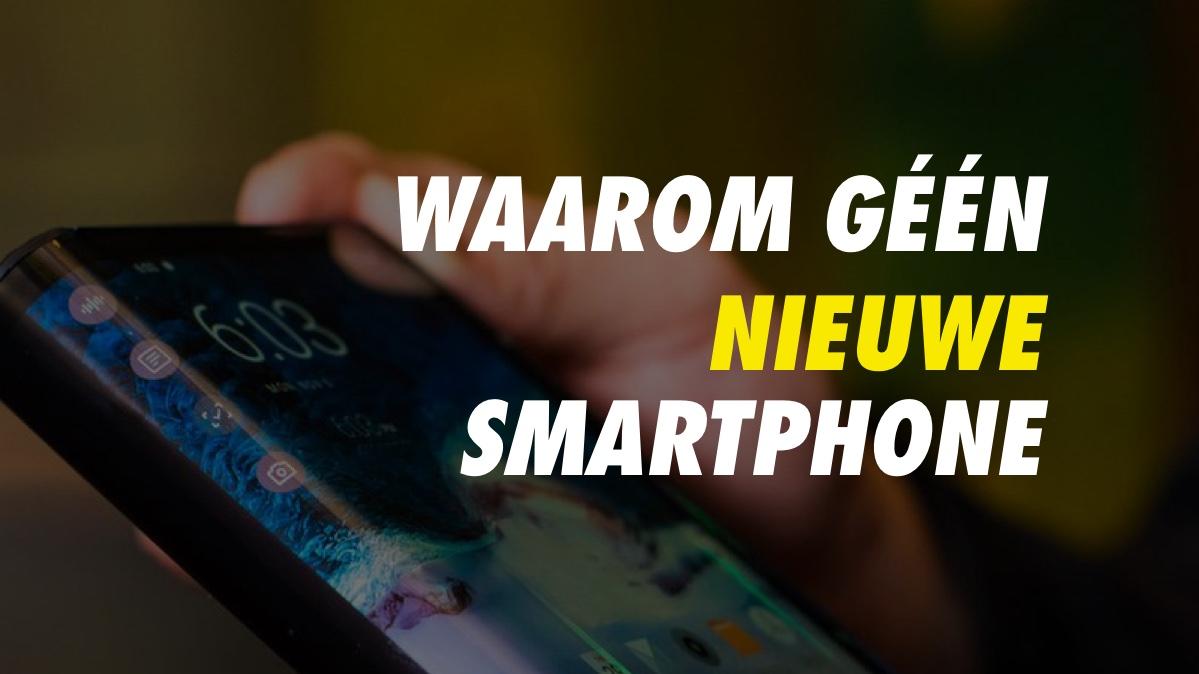 buigbaar scherm iphone