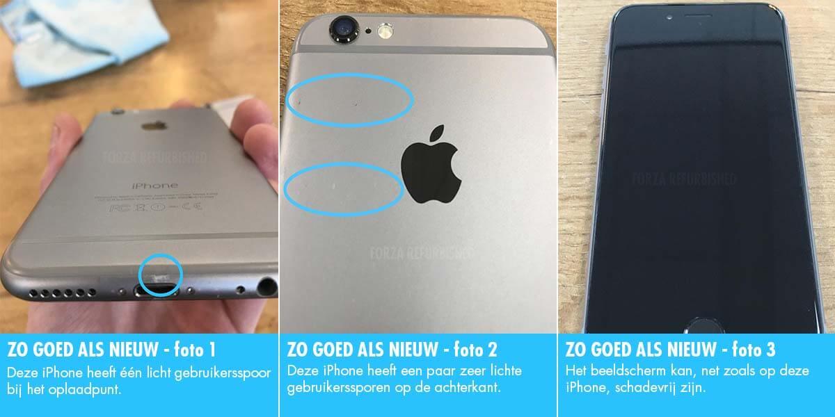 Zo goed als nieuwe iPhone Forza