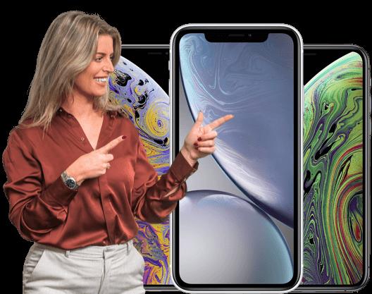 iPhone X, XR, XS