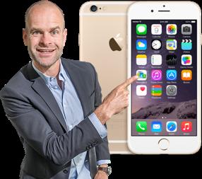 iPhone 7 Erben Wennemars