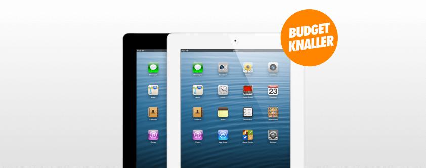 iPad 4 banner