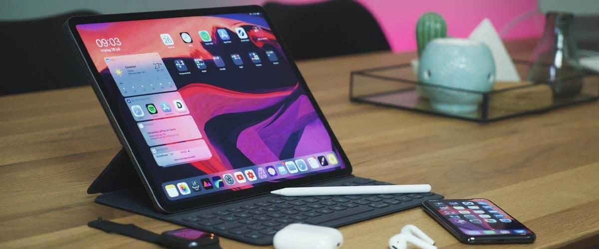 iPadOS betere gebruikservaring iPad