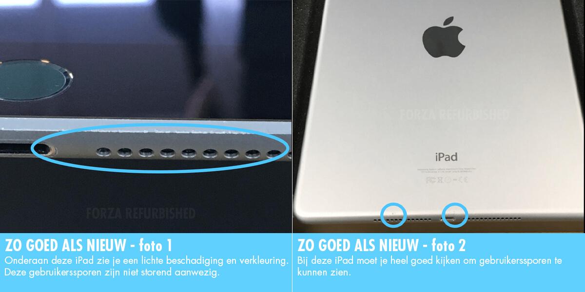 Refurbished iPad A-grade: zo goed als nieuw