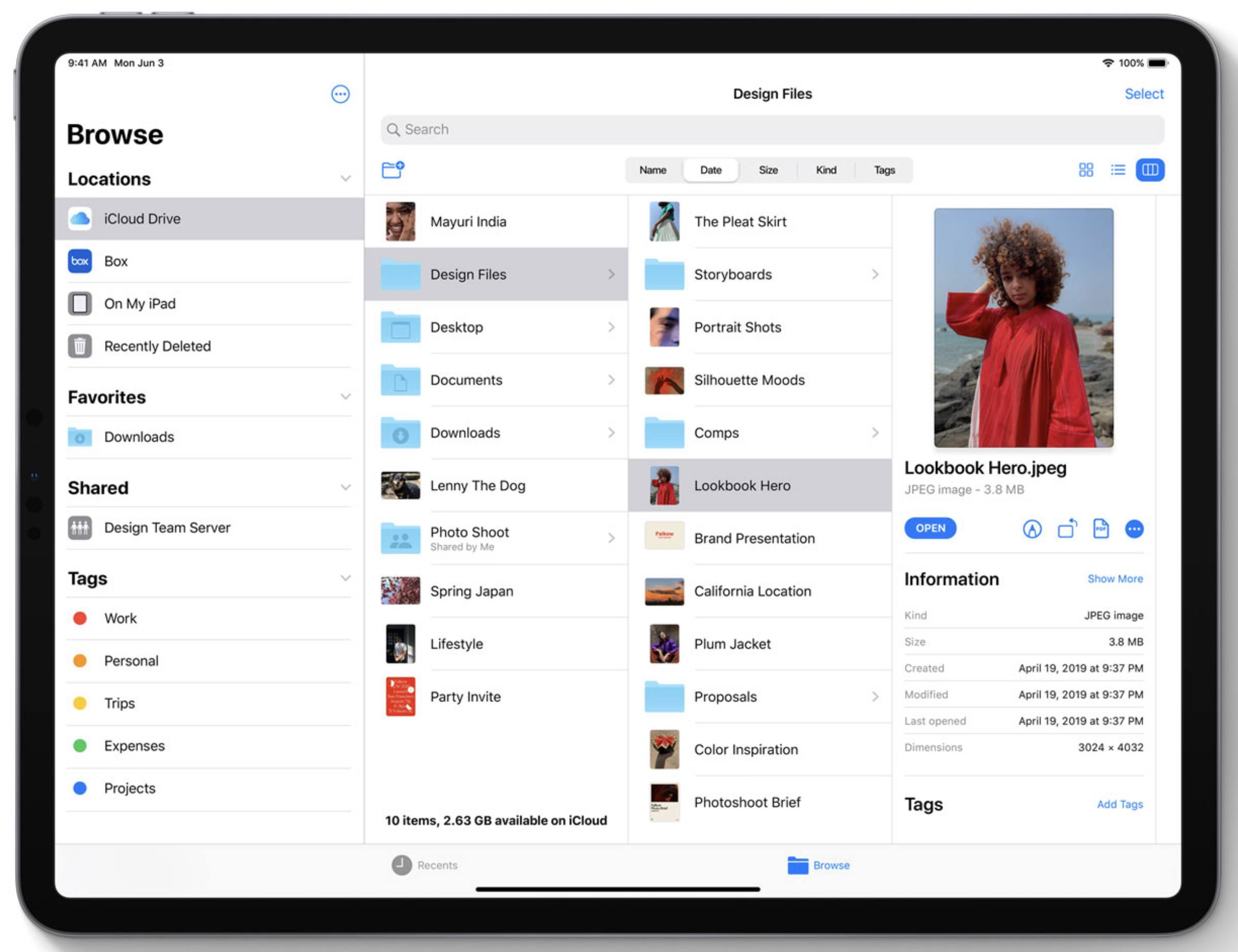 ipad features 2