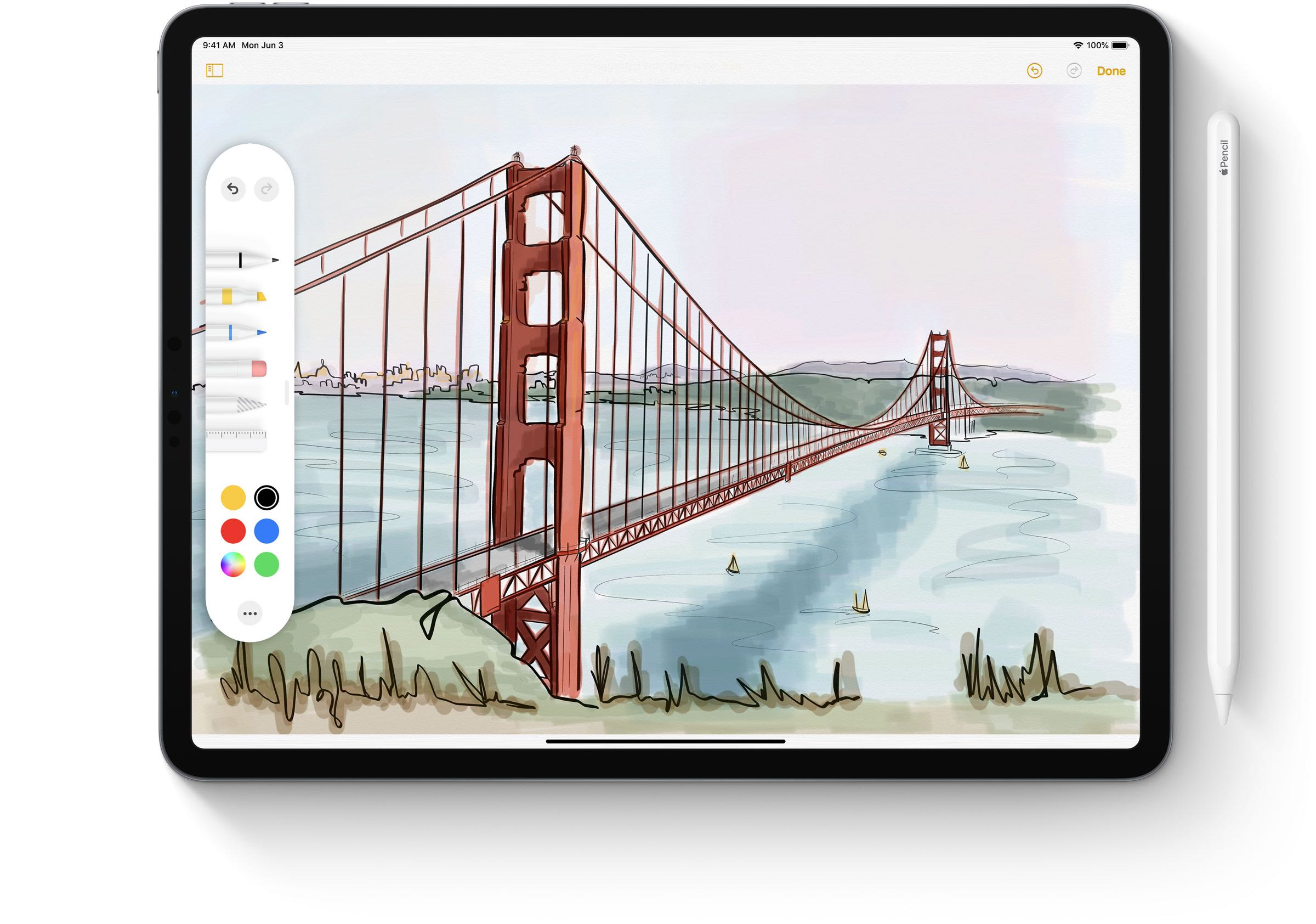 ipad features 3