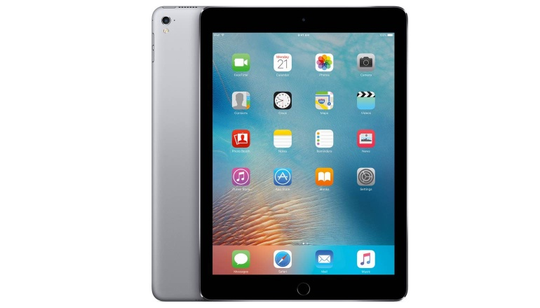 Eerder uitgekome iPad Pro