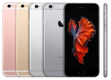 iphone 6s plus kleuren
