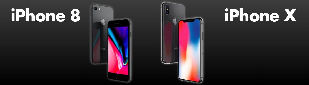 iphone 8 vs iphone x