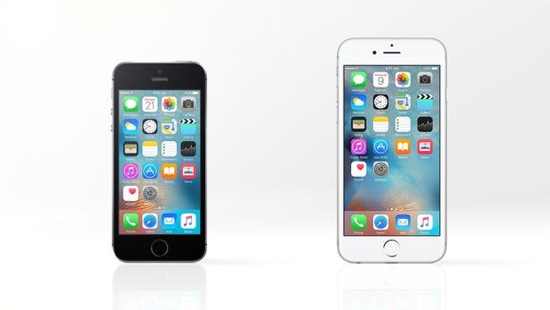 iphone 6s vs se