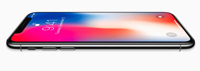 OLED-beeldscherm iPhone X