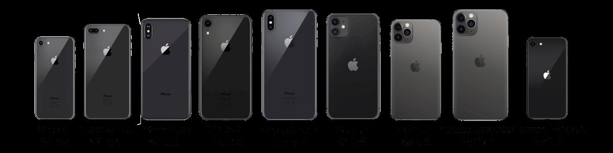 iphone x inch