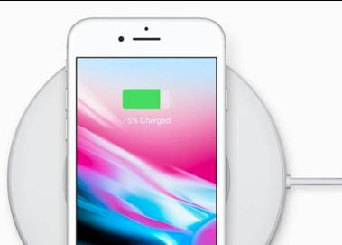 opladen iphone 8 draadloos
