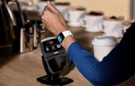 NFC Apple watch
