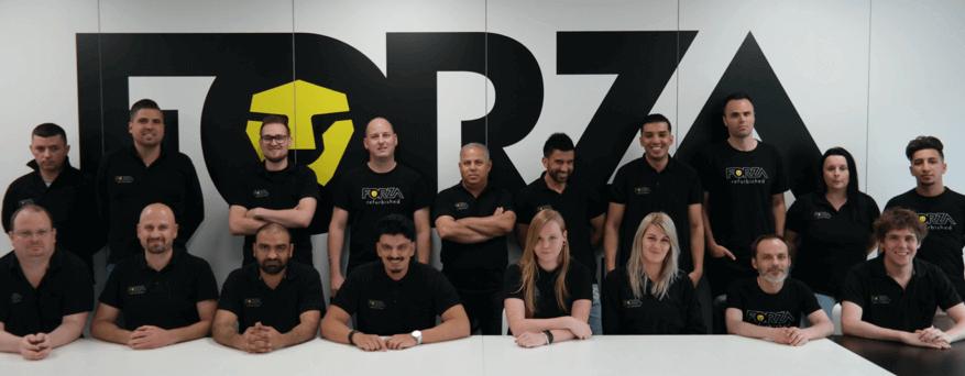 Repair team Forza